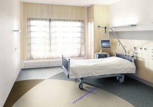 LG Medistep Origin + Vinyl Rumah Sakit