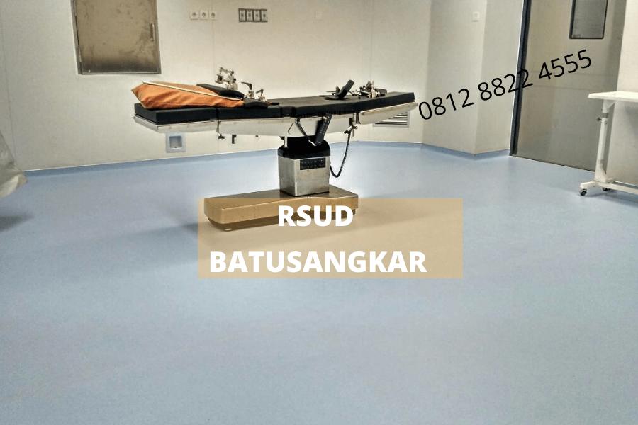 VINYL RSUD BATUSANGKAR PADANG
