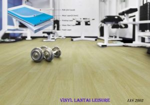 Lg Leisure Lantai vinyl